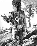 "Lake Berryessa ""Executioner"" Sketch"